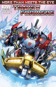 The Transformers: More Than Meets the Eye #4 (2012)
