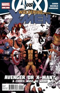 Wolverine and the X-Men #9 (2012)