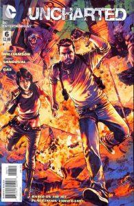 Uncharted #6 (2012)