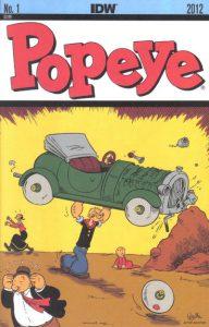 Popeye #1 (2012)