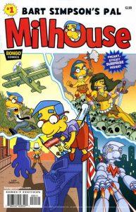 Simpsons One-Shot Wonders: Bart Simpson's Pal Milhouse #1 (2012)