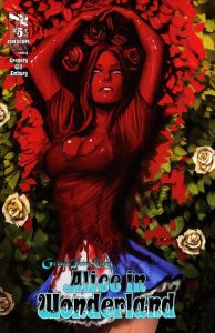 Grimm Fairy Tales Presents Alice in Wonderland #5 (2012)