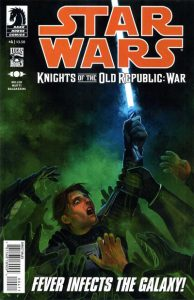Star Wars: Knights of the Old Republic - War #4 (2012)