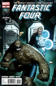 Fantastic Four #605 (2012)