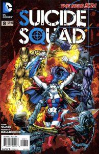 Suicide Squad #8 (2012)