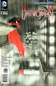 Batwoman #8 (2012)