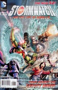Stormwatch #8 (2012)