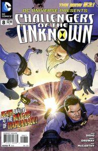 DC Universe Presents #8 (2012)