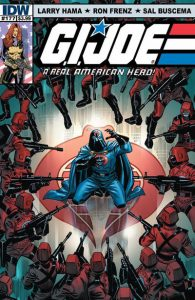 G.I. Joe: A Real American Hero #177 (2012)