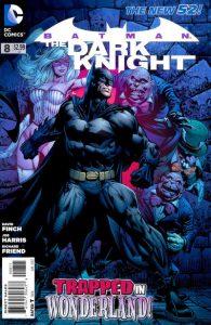Batman: The Dark Knight #8 (2012)