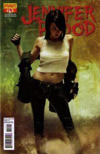 Jennifer Blood #14 (2012)