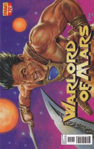 Warlord of Mars #19 (2012)