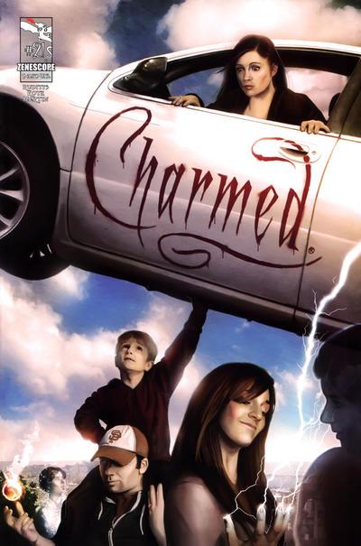 Charmed #21 (2012)