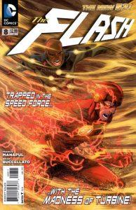 The Flash #8 (2012)