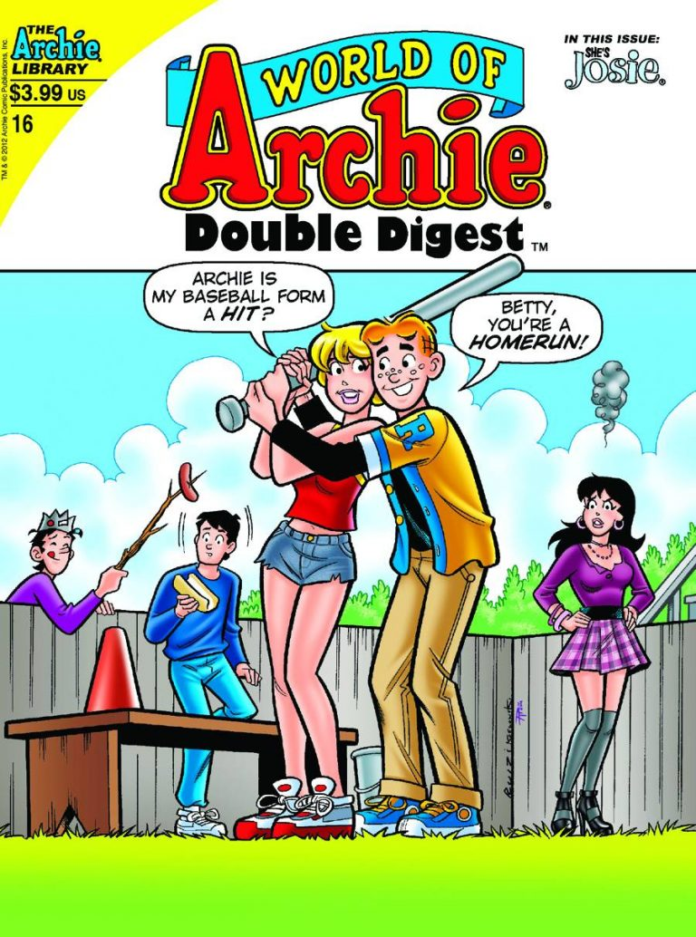 World of Archie Double Digest #16 (2012)