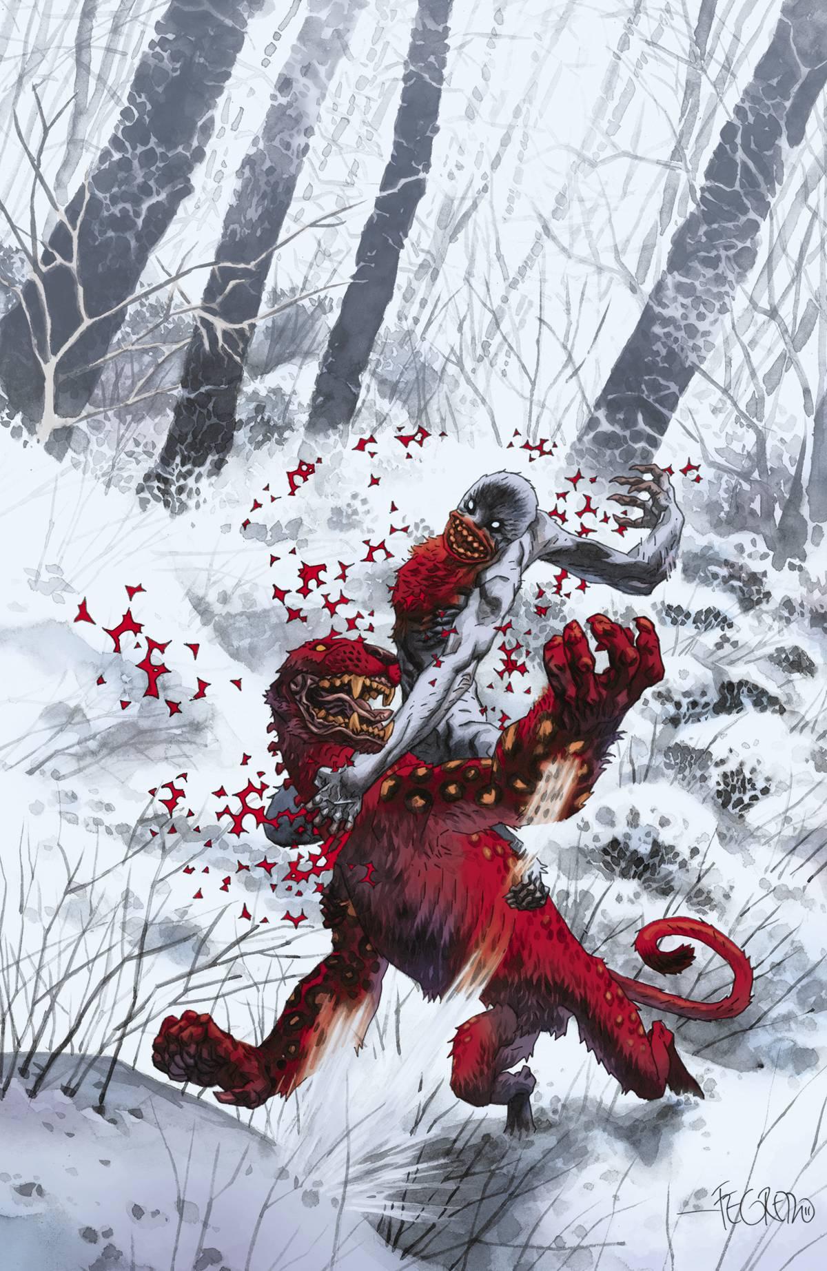 B.P.R.D. Hell on Earth: The Long Death #3 [89] (2012)