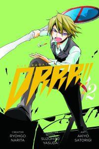 Durarara!! #2 (2012)