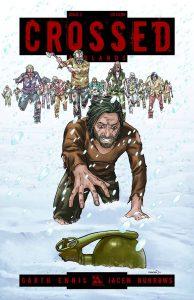 Crossed Badlands #3 (2012)