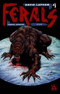 Ferals #4 (2012)
