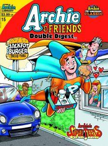 Archie & Friends Double Digest Magazine #15 (2012)