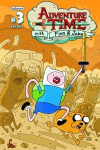 Adventure Time #3 (2012)