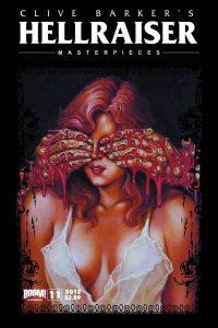 Clive Barker's Hellraiser Masterpieces #11 (2012)