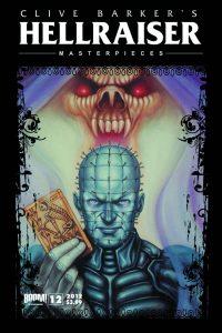 Clive Barker's Hellraiser Masterpieces #12 (2012)