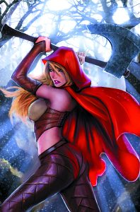 Grimm Fairy Tales Myths & Legends #16 (2012)
