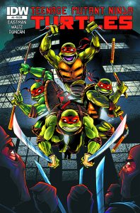 Teenage Mutant Ninja Turtles #9 (2012)