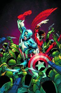 Captain America #10 (2012)