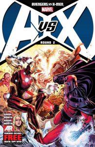 Avengers vs. X-Men #2 (2012)