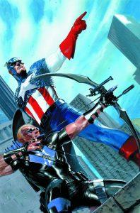 Captain America and Hawkeye #629 (2012)