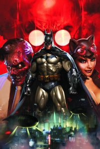Batman: Arkham Unhinged #1 (2012)