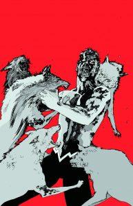 Animal Man #8 (2012)