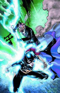Batgirl #8 (2012)