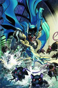 Batman: Odyssey #7 (2012)