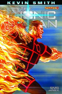 Bionic Man #9 (2012)