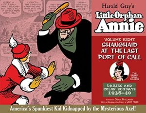 The Complete Little Orphan Annie #8 (2012)