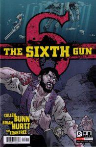 The Sixth Gun #22 (2012)