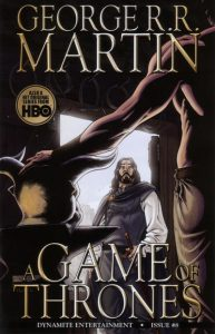 George R. R. Martin's A Game of Thrones #8 (2012)