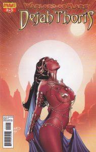 Warlord of Mars: Dejah Thoris #15 (2012)