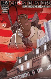 Ghostbusters #9 (2012)