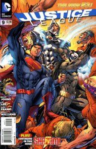Justice League #9 (2012)