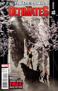 Ultimates #10 (2012)