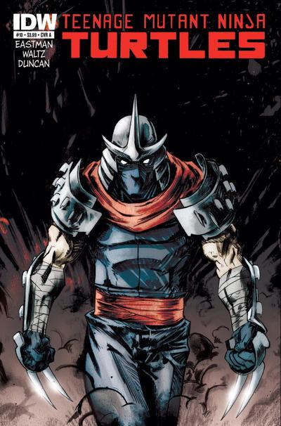 Teenage Mutant Ninja Turtles #10 (2012)