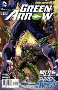 Green Arrow #9 (2012)