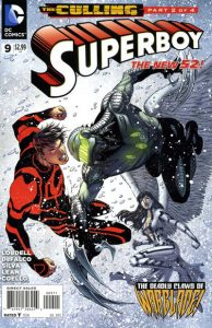 Superboy #9 (2012)