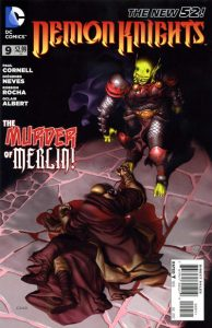 Demon Knights #9 (2012)