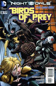 Birds of Prey #9 (2012)