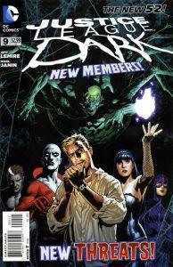 Justice League Dark #9 (2012)